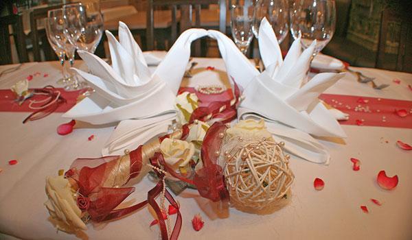 Familienfeiern in unserem Restaurant