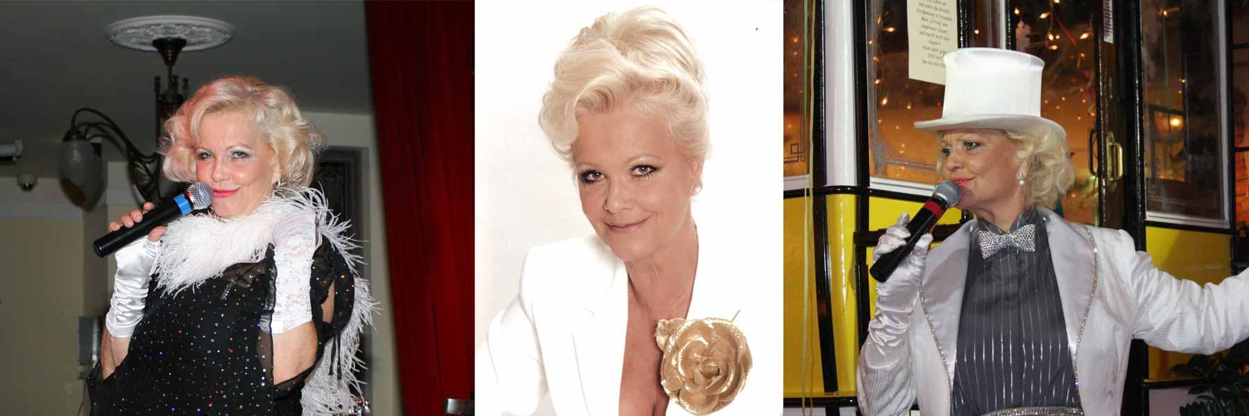 """Dorit Gäbler """"Nimm dich in acht vor blonden Frauen"""" - eine Hommage an Marlene Dietrich"""